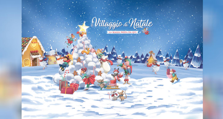 Immagine Di Natale Foto.Home Il Villaggio Di Natale Flover