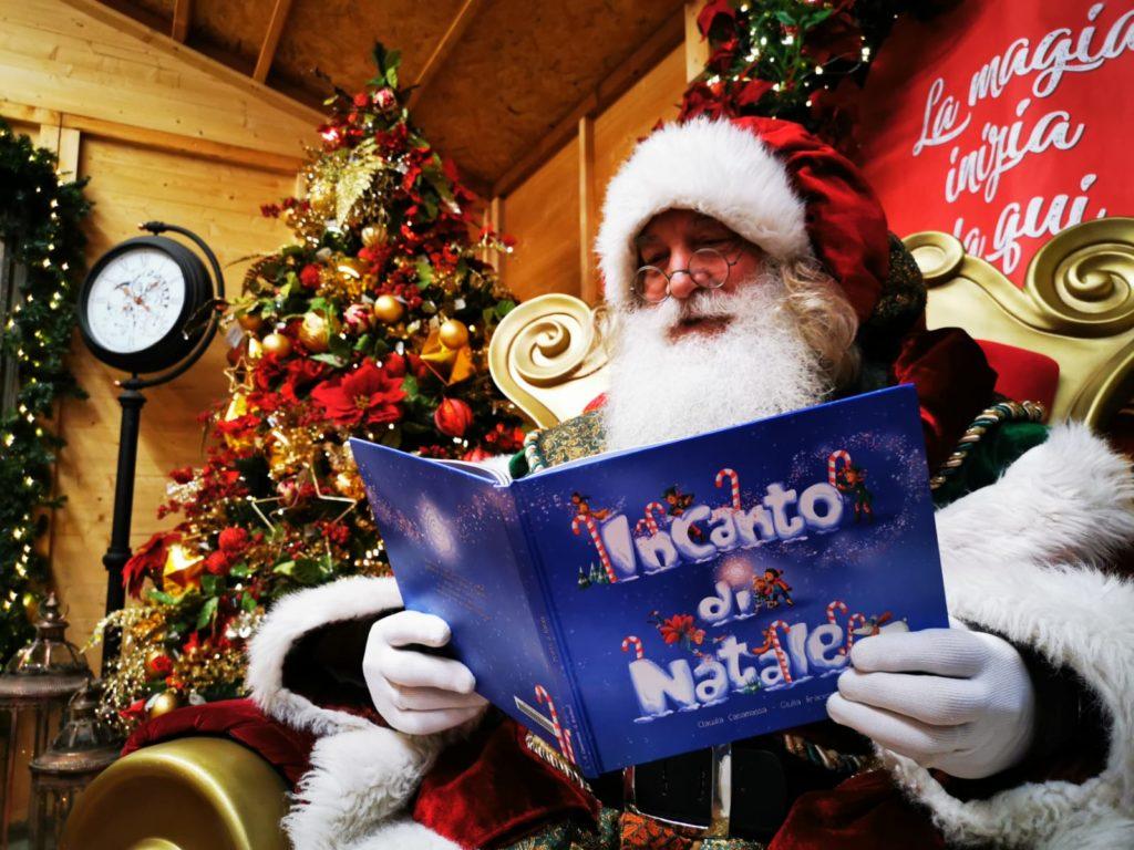 Benvenuti Nel Sito Di Babbo Natale.Baita Di Babbo Natale Il Villaggio Di Natale Flover