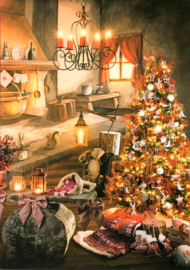 Decorazioni Natalizie 94.Il Villaggio Di Natale 2012 Il Villaggio Di Natale Flover Rothenburg
